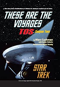 These Are The Voyages series 2巻 表紙画像
