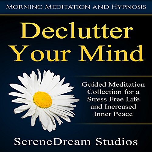 Declutter Your Mind     Guided Meditation Collection for a Stress Free Life and Increased Inner Peace via Morning Meditation and Hypnosis              By:                                                                                                                                 SereneDream Studios                               Narrated by:                                                                                                                                 SereneDream Studios                      Length: 4 hrs and 26 mins     22 ratings     Overall 4.8