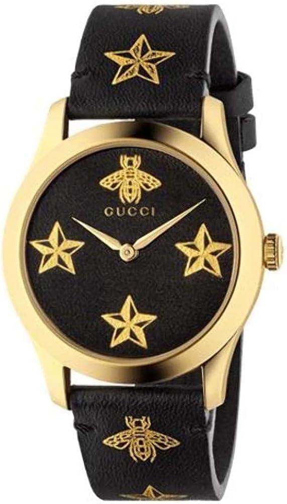 Gucci orologio analogico YA1264055