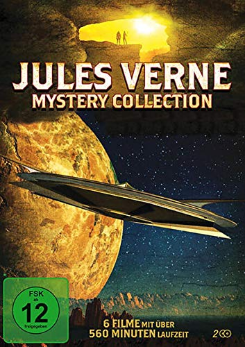 Jules Verne Mystery Collection [2 DVDs]