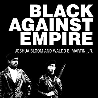 Black Against Empire audiobook cover art