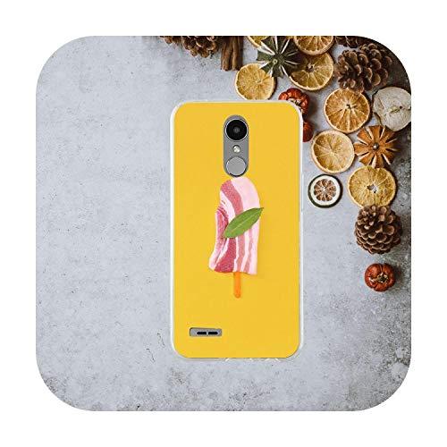 Funny Roast Meat - Carcasa de silicona para LG K4, K7, K8, K10, 2017, G2 G3 Mini G4 G5 G6 Stylus Nexus 5 5X V10 V20 V30