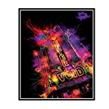 UWER Enter The Void Movie Poster 2009 Silk Poster Decorative Painting -20X30InchNoFrame1Pcs