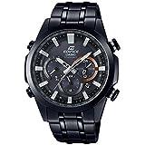 [カシオ] 腕時計 エディフィス 電波ソーラー EQW-T630JDC-1AJF ブラック