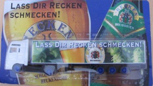 Schloßbrauerei Reckendorf Nr.02 - Lass Dir Recken schmecken - MAN TG - Sattelzug