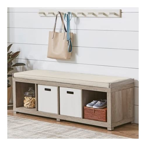 Amazon.com: Better Homes and Gardens 4-Cube Organizer ...