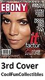Ebony Magazine: Halle Berry (July 2009)- Cover 2 of 4