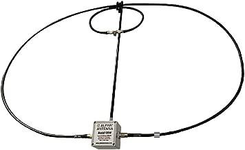 100 Watt 10-40 Meter Alpha Loop Magnetic magloop Antenna, Basic
