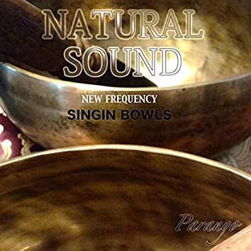 Natural Sound Singin Bowls New Frequency