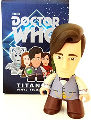 DOCTOR WHO TITANS (Geronimo Series) - THE 11TH DOCTOR - 3.5 VINYL FIGURE by BBC