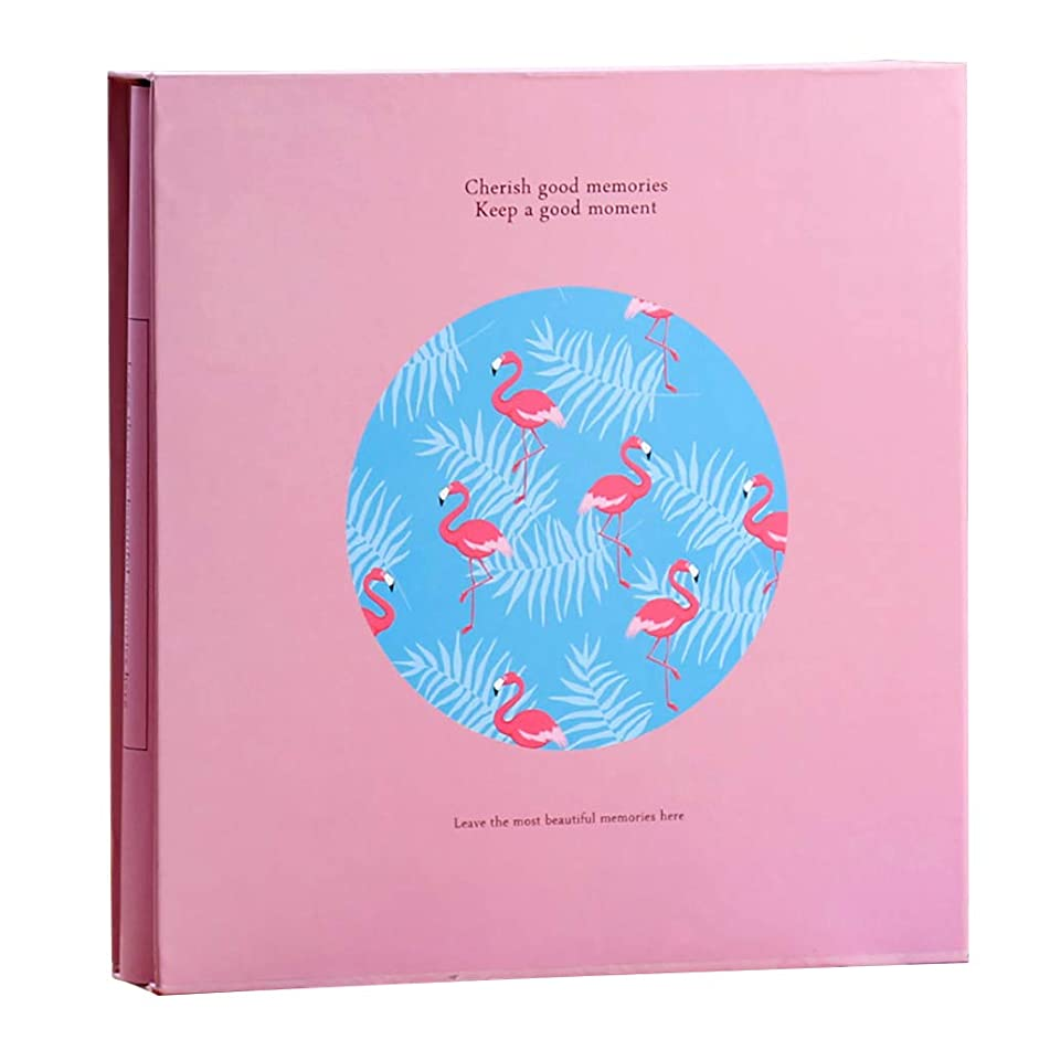 Large Capacity Photo Album, 700 Sheets 5X3.5 Inches Interstitial Child Growing Up Record Book (#-001)