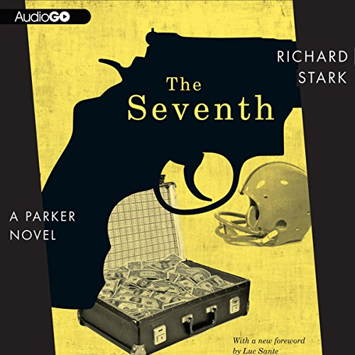 The Seventh audiobook cover art