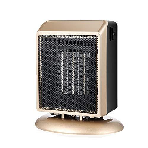 Portable del Calentador de Espacio, Calentador eléctrico Espacio Tranquilo Calentadores Personal con el Consejo de protección en Caso de Habitaciones