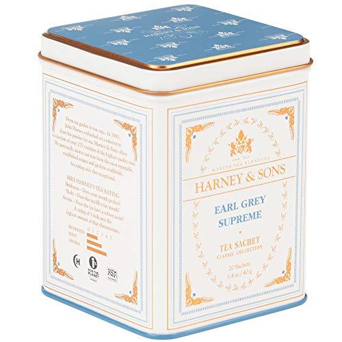 Harney and Sons Earl Grey Supreme
