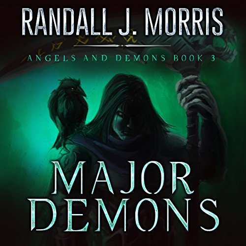 Major Demons audiobook cover art