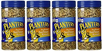 Planters Dry Roasted Sunflower Kernels  Pack of 4