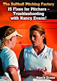 Championship Productions Nancy Evans: The Softball Pitching Factory: 15 Fixes for Pitchers - Troubleshooting with Nancy Evans! (DVD)