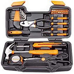Top 35 Complete Mechanics Tool Set with Box