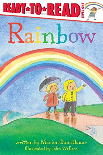 Rainbow (Weather Ready-to-Reads)