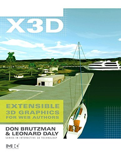 X3D: Extensible 3D Graphics for Web Authors (The Morgan Kaufmann Series in Computer Graphics) (English Edition)