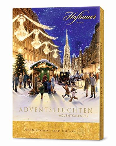 Hofbauer Wien Adventsleuchten Adventkalender, 250 g