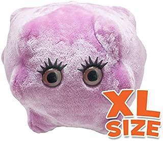 GIANTmicrobes - Kissing Disease (Epstein-Barr) XL Size (10'')