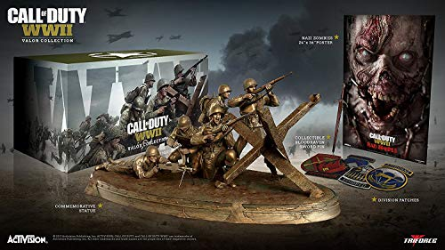 Call of Duty: WWII Valor Collection (Game NOT included) (PS4 / XBO / PC ) [Importación inglesa]