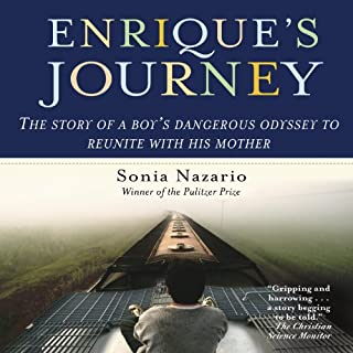 Enrique's Journey cover art