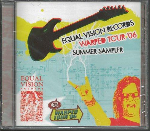Equal Vision Records Presents: Vans warped Tour 2006 Summer Sampler