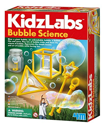 4M Kidz Labs Bulles Science