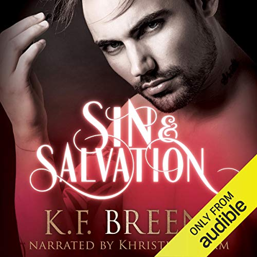 Sin & Salvation audiobook cover art