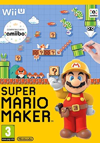 Super Mario Maker (Nintendo Wii U) - [Edizione: Regno Unito]
