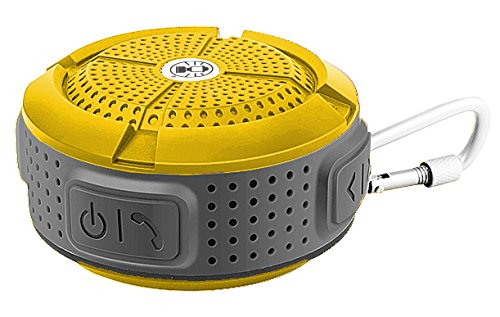Coleman 防水,通用/智能手机免提扬声器CBT11-Y 均码 黄色