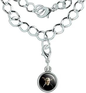 crossed path bracelet
