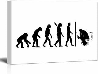 Best evolution of man poster Reviews
