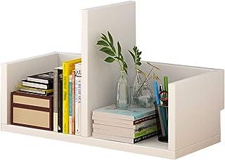Estantería de escritorio dividida, soporte decorativo de madera de la cafetería de la oficina de la escuela - Soporte de e...