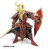 Lotote Game-Modell World of Warcraft Series 3 Blutelfen-Paladin-Actionfigur - Unbegrenzt World of Warcraft-Figur,für Home Car Decoration Collection