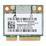 Zopsc 2.4/5G Bluetooth 4.0 Dual-Band Wireless Network Card AR5B22 300M Fit for Lenovo Y410P/Y430P/Y400/Y480 Supports 802.11 ANBG