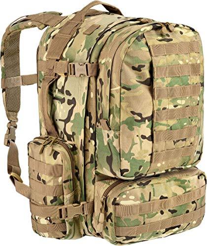 DEFCON 5 Multicam D5-S100022 MC Sac à dos militaire 60 litres
