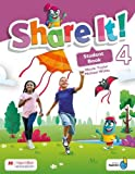 Share It! Level 4 Student Book with Sharebook and Navio App