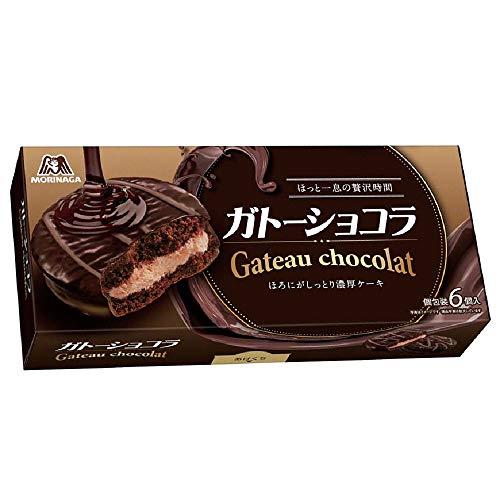 森永製菓 ガトーショコラ 6個×6箱