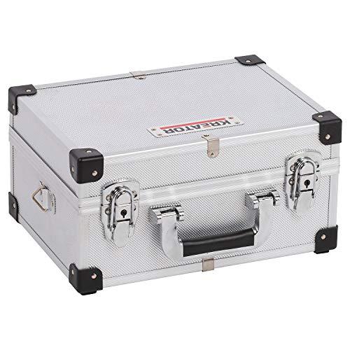 KREATOR KRT640106S Alukoffer 320x230x160mm silber
