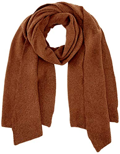 PIECES Damen PCBENILLA Long Scarf NOOS BC Schal, Mocha Bisque, ONE Size