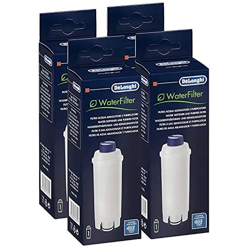 Delonghi DLS C002 ECAM filtr do wody - zestaw 4 szt