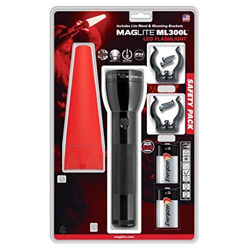 MAGLITE ML300L Lampe de poche LED 2D Noir