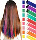 Rhyme Rainbow Hair Extensions Co...