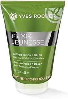 Yves Rocher Elixir Jeunesse Limpiador Exfoliante Periódico