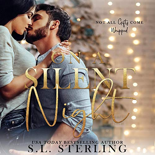 On a Silent Night Audiobook By S.L. Sterling cover art