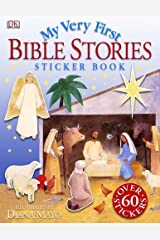 My Very First Bible Stories Sticker Book (Bible Sticker Book) Paperback