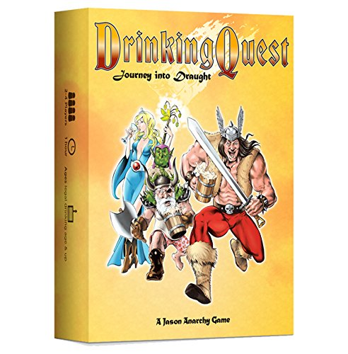 Jason Anarchy Games Drinking Quest: Journey into Draught